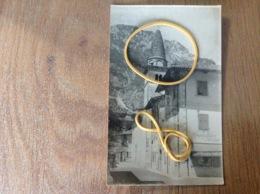 Venzone Photo Carte Originale Manufacture - Cartoline