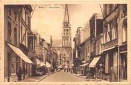 België Oost-Vlaanderen  Aalst Alost  Kattestraat Kerk Winkelstraat M 1094 - Aalst