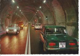 ITALIE - VALLEE D'AOSTE - Tunnel Du Mont Blanc - Voiture - Aosta
