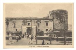 VENOSA - CASTELLO MEDIOEVALE - Potenza