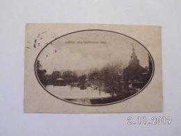 Odense. - Læseforeningens Have.(23 - 12 - 1923) - Danemark