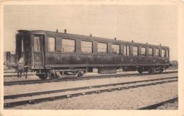Chemin De Fer De Paris-Orléans  -  Voiture Métallique De 2e Et 3e Classes , Mise En Service En 1927 - Matériel