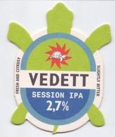 #D238-006 Viltje Vedett - Bierdeckel
