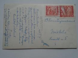 D169156 Austria   Kärnten - TAINACH  PU 1948  FOTO-AK  Stamp - Österreich