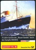 56I MH Bremen 2004, Versandstellenstempel Frankfurt 12.8.2004 - BRD