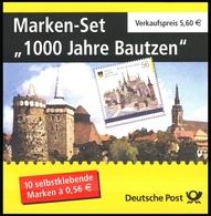 48a MH Bautzen, Versandstellenstempel Frankfurt/Main 7.3.2003 - BRD