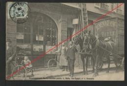 38 GRENOBLE - Déménagement, Garde Meubles Public - Rue CREQUI N°1 - TOP RARE - TRES BELLE - Grenoble