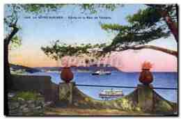CPA La Seyne Sur Mer Entree De La Baie De Tamaris - La Seyne-sur-Mer