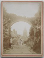 Photo Ancienne (fin 19°s.) - 78 Yvelines - MONTFORT L'AMAURY     /1 - Montfort L'Amaury