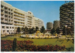 Carte Postale 94. Creteil  Cité HLM Et Square Du Grand-Pavois  Trés Beau Plan - Creteil