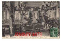 CPA - CHERBOURG 50 Manche - L'Arsenal Maritime - Le Musée Des Petits Modèles En 1908 - N° 152 - L L - Cherbourg