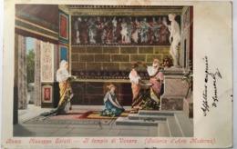 V 10567 Roma - Il Tempio Di Venere - Galleria D'arte Moderna (G.ppe Sciuti) - Roma (Rome)