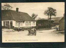 CPA - BOULOGNE CIRCUIT - La Traversée De BRUNEMBERT, Animé - Automobile - France