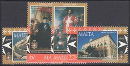 Malta 1999 Sovereign Order Of Malta Unmounted Mint. - Malta