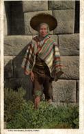 TIPO INDIGENA CUZCO PERU PEROU - Perù