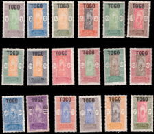 Togo 0101/18* Type Du Dahomey - Togo (1960-...)