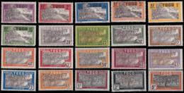 Togo 0124/43*  1924 - Togo (1960-...)