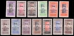 Togo 0084/96**/*/(o)  /SG - Togo (1960-...)