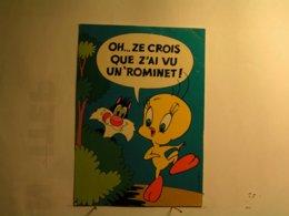 Bandes Dessinées - Titi Et Rominet - Oh...ze Crois Que Z'ai Vu Un Rominet ! - Comics