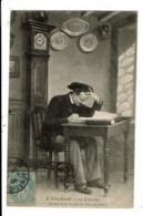 CPA-Carte Postale-France- L'Etudiant à Sa Lisette: Quand Aurai-je Mon Diplôme? En 1905 VM8905 - Men