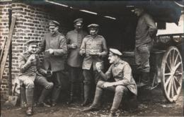 ! [62] Corbehem Bei Arras 1917 Carte Photo Allemande, IR 463, 1. Weltkrieg, Guerre 1914-18, Soldatenfoto, Militär - France