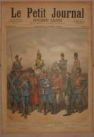 Le Petit Journal. 9 Avril 1892.La Cavalerie Russe. Voyage Dans La Lune Au Théâtre De La Porte-Saint-Martin. - Boeken, Tijdschriften, Stripverhalen