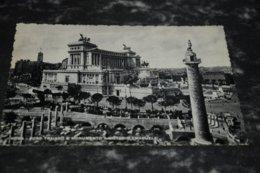 8039     ROMA, FORO TRAIANO E MONUMENTO A VITTORIO EMANUELE - Roma