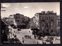 BRINDISI - I Due Corsi - F/G - V: 1953 - S/B - Brindisi