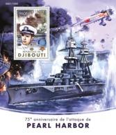 Djibouti 2016 War  PEARL HARBOR WWII SECOND WORLD WAR - Djibouti (1977-...)