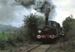 Train Transport Transvap, Sarthe Chemin De Fer, Connere, 030 Corpet-Louvet 1924 - Ansichtskarten