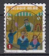 BELGIË - OPB - 2011 - Nr 4121 - Gest/Obl/Us - Gebruikt