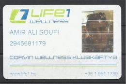 Hungary, Budapest Corvin Wellness Club. - Gift Cards