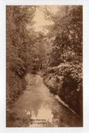 - CPA GREZ-DOICEAU (Belgique) - Le Train Au Franc Moulin - Imp. L. Michaux - Edition Nels - - Grez-Doiceau
