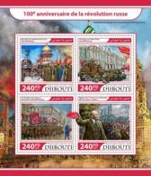 Djibouti 2017 War  Russian Revolution - Djibouti (1977-...)