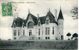 N°76454 -cpa Segonzac -chalet Frapin- - France