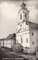 AK - NÖ - Korneuburg - Strassenansicht Bei Der Klosterkirche- 1960 - Korneuburg