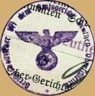 WW2 ObergerichtvollzieherBürke - Beuthen Court Documents - Bürke - Main Court Bailiff Case Jarzombek Vs Jarzombek 1941 - Documents Historiques