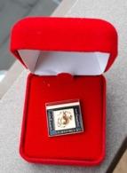 Pulce Occhiello 20 Anni Impiegato Civile US Marines - USMC Civilian Lapel Button 20 Years Service (166) - Headpieces, Headdresses