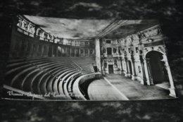 8046     Vicenza. Interno Teatro Olimpico - Vicenza