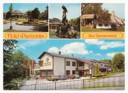 Bad Tatzmannsdorf - Hotel-Restaurant Pannonia - 4 Ansichten - Österreich