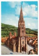 Germany - Freiburg Im Breisgau - Münster (Kathedrale) Unserer Lieben Frau - 1967 - Kirchen U. Kathedralen