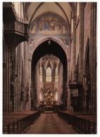 """Germany - Freiburg Im Breisgau - Münster """"Unserer Lieben Frau"""" - Blick Zum Hochaltar - 1967 - Kirchen U. Kathedralen"""