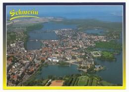 Landeshauptstadt Schwerin - Luftaufnahme - Schwerin
