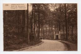 - CPA GREZ-DOICEAU (Belgique) - Bois De Beausart - Chapelle St-Joseph - Photo P.I.B. - - Grez-Doiceau