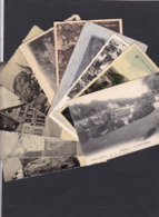 DURBUY : LOT  10 Cartes Postales  Chateau , Panorama , .. - Durbuy