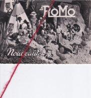 CARTE PUBLICITAIRE  Jouets ROMO - Werbepostkarten