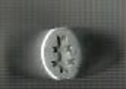 Ww2  Bague Resistant  En Alu Croix De Lorraine - 1939-45