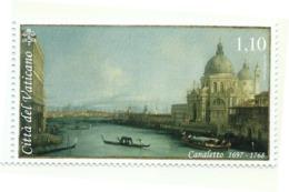 2018 - Vaticano 1804 Morte Del Canaletto - Celebrità