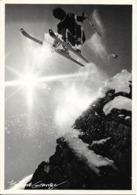 Ski : Le Ski, Par Bernard Grange, à Valloire. - Sports D'hiver