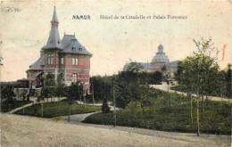 Belgique - Namur - Hôtel De La Citadelle Et Le Musée Forestier - Namur
